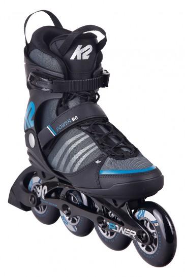 K2 Power 90 schwarz blau 2020