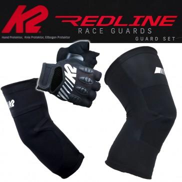 K2 Redline Race Schützer Set Profi