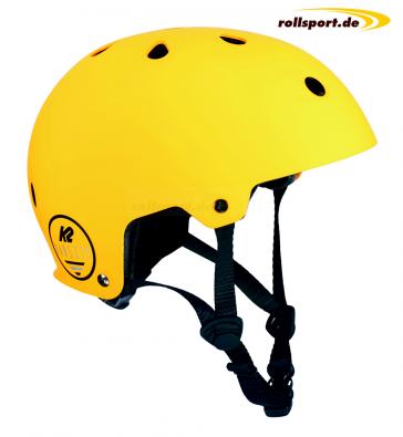 K2 Varsity Helm gelb