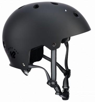 K2 Varsity Pro Helm schwarz