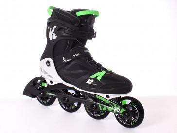 K2 VO2 90 Boa Herren schwarz weiß grün