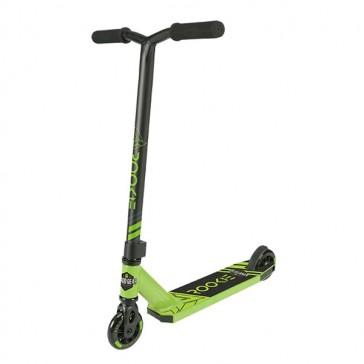 Madd Scooter Carve Rookie schwarz / grün