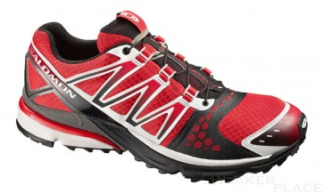 Salomon XR Crossmax Neutral Bright Red/Black/Cane