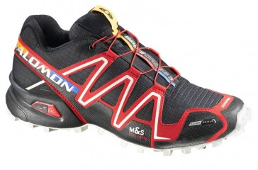 Salomon Spikecross 3 Cs Laufschuhe Unisex