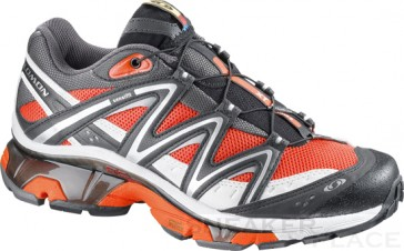Salomon XT Wings Damen red/aluminum/cane