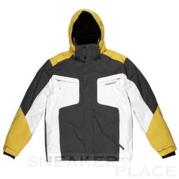 Oxbow Men Winterjacke Snowboardjacke Raido Tricolor