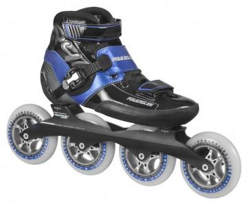 Powerslide R4 Speedskate schwarz blau