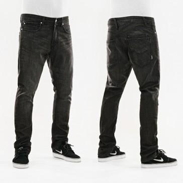 Reell Fusion Jeans schwarz denim