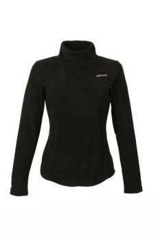 Oxbow Roxan - schwarzer Fleece Pullover