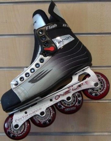 Profi Inline Hockey Skates Bauer Flash RH Junior