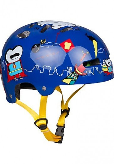 TSG Skater Helm Evolution Cleptomanicx superheroes