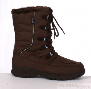 Kamik Brooklyn Dark Brown Damenstiefel - 40°