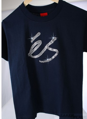 ES Kids T-Shirt Bling Navy