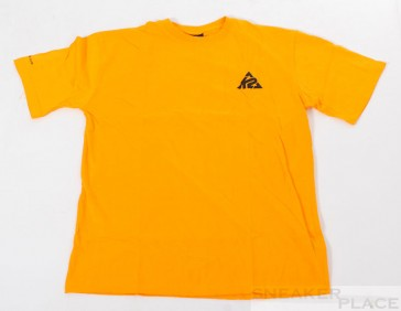 K2 T-Shirt Logo Print Farbe orange