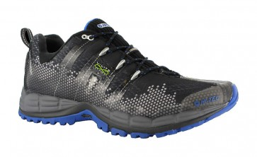 Hi-Tec V-Lite Infinity HPi schwarz/silber/cobalt Schuhe
