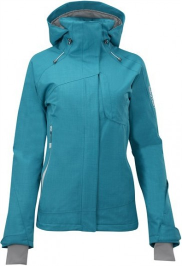Salomon Intuition Jacke Woman blau