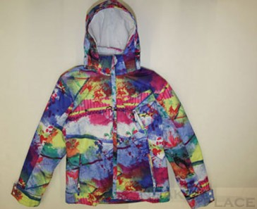 Ripzone Loop Snowboard Jacke Glam Dream