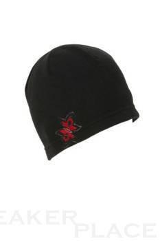 Damen Fleece Mütze Mailee von Oxbow Schwarz