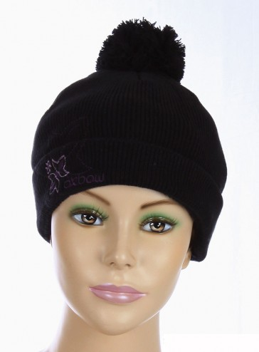 Oxbow Beanie Girls Maple Black