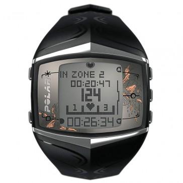Polar Pulsuhr FT60 schwarz - Herzfrequenz Messgerät