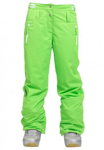 Oxbow Snowboardhose Damen Reda grün