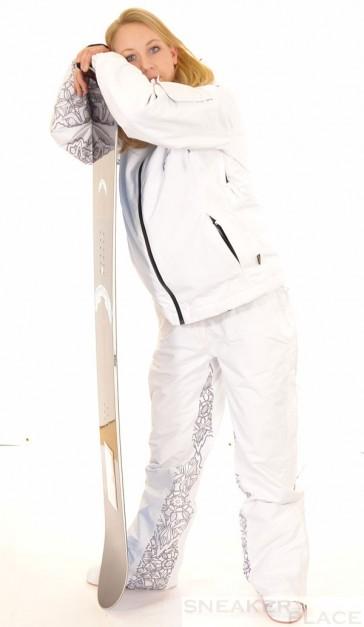 Oxbow Snowboardhose Goretex Rio White Women