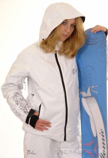 Oxbow Damen Ski Snowboardjacke Goretex Rocca White