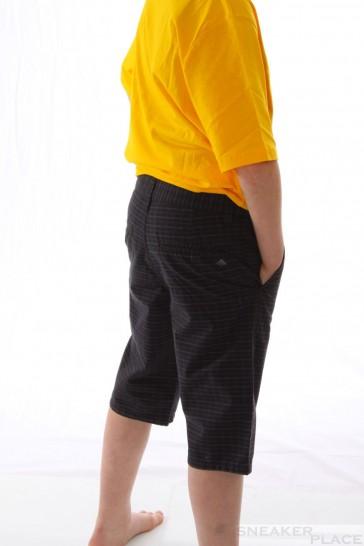 Emerica Kids Short Roust Black