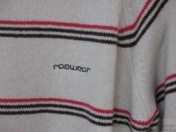 Ragwear Wollpullover Shady beige