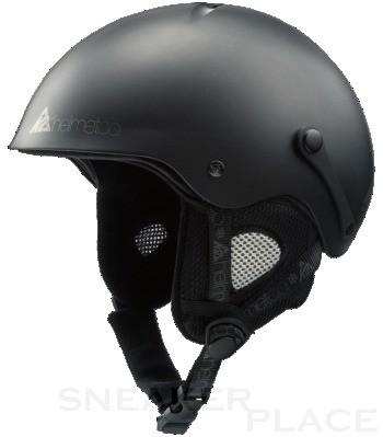 K2 Shadow Kinderhelm - Hartschalenhelm schwarz