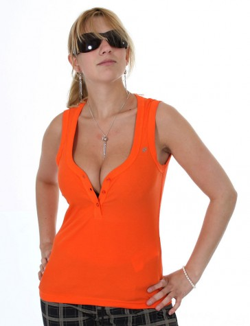 Oxbow Damenshirt Alessia Orange