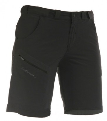 Salomon Wayfarer Stretch Short Damen schwarz
