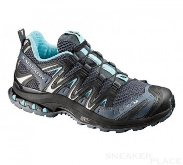 Salomon XA Pro 3D Ultra 2 blau/schwarz Frauen Schuhe