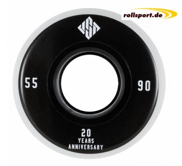 Powerslide 55mm / 90 a USD Rollen