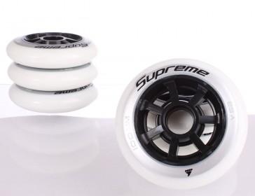 Rollerblade Supreme 100mm / 85A Rollen 6er Pack