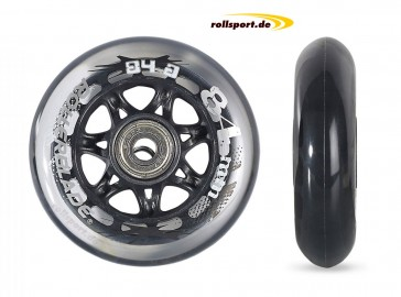 Rollerblade 84mm 84a SG 7 Kugellager 8mm Spacer
