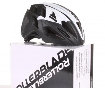 Rollerblade X-Helm schwarz weiß