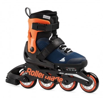 Rollerblade Microblade blau orange