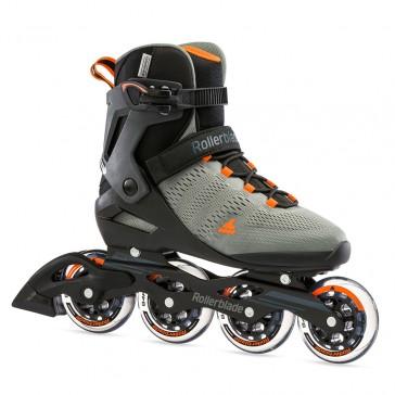 Rollerblade Sirio 90 Herren Anthrazit / Orange