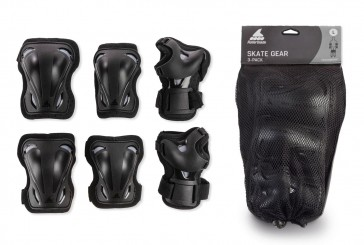 Rollerblade Skate Gear 3 Pack Schutzausrüstung
