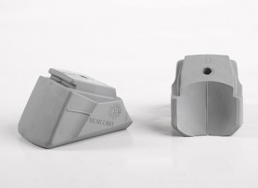 Rollerblade Bremsgummi - Bremsstopper grau