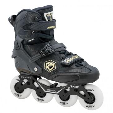 Seba KSJ 2 Skates schwarz