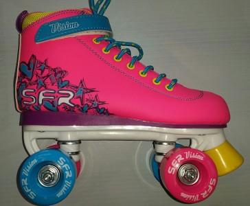 SFR Vision II Rollschuhe Pink