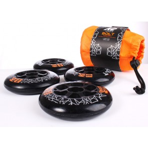 K2 Wheels 90mm Rollen schwarz