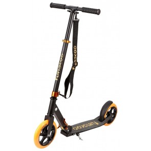 fun4u Funscoo Scooter Low Deck orange 200mm