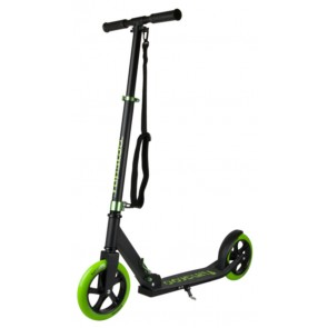 Fun4u Funscoo Scooter Low grün