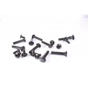 K2 Ersatzteile - VO2 90 Achsen mit Schrauben 8-Pack