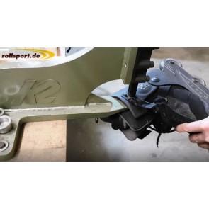 Inliner Reparatur Verschlussschnalle