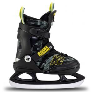 K2 Raider Ice Kinder Schlittschuhe ab Größe XS - EU 26