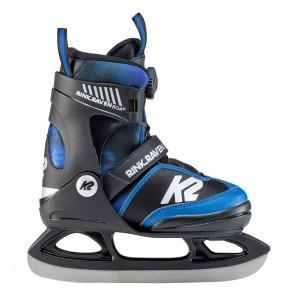 K2 Rink Raven Ice Boa schwarz blau